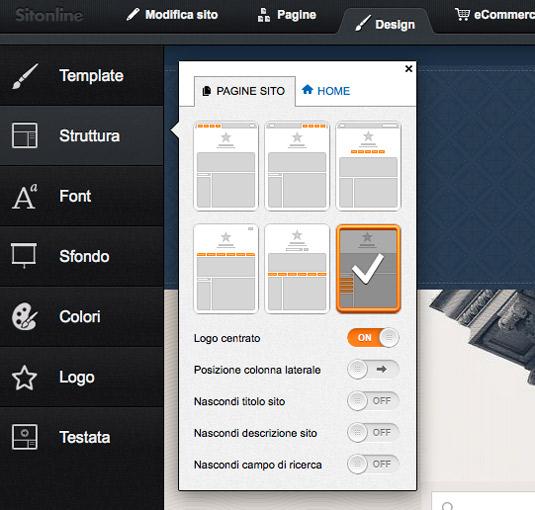 Design top come fare un sito internet for Design sito